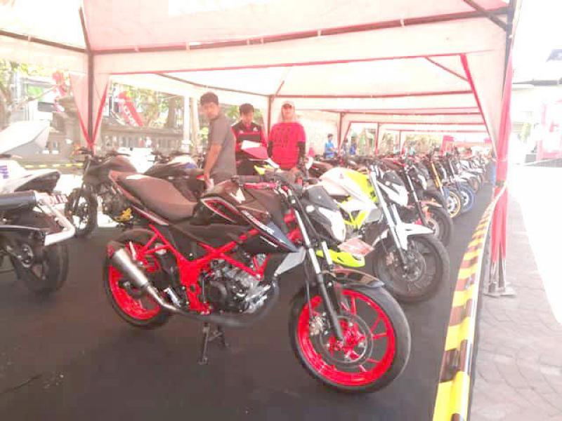 New Honda Cb150r Rajai Penjualan Motor Kelas Sport 150cc
